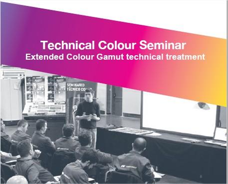 Seminario técnico de color – 8a edición