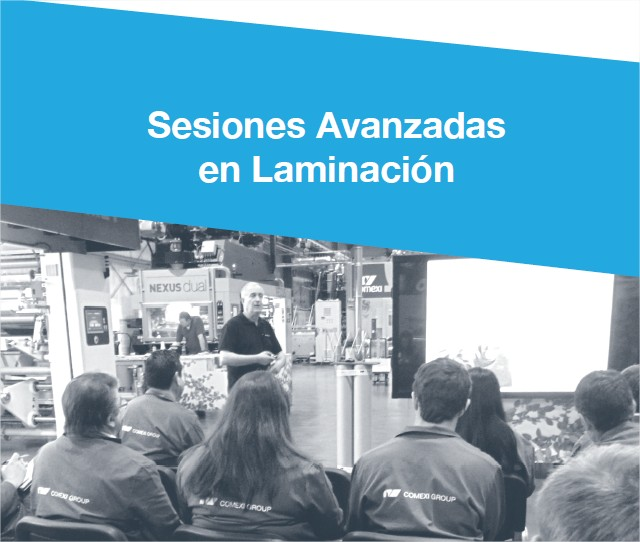 Advanced Lamination Sessions – 12th edition