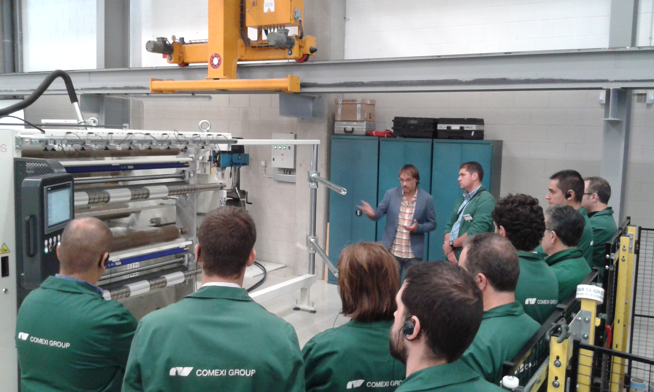 Successful debuts for new advanced slitting course