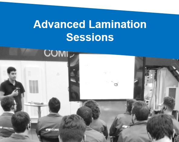 Advanced Lamination Sessions – 20th edition