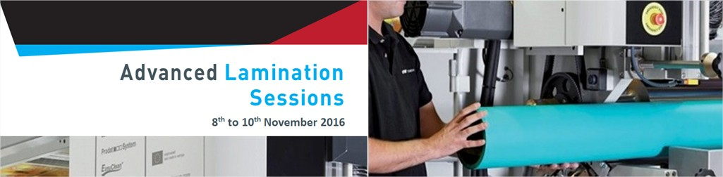 Advanced Lamination Sessions – 10th edition