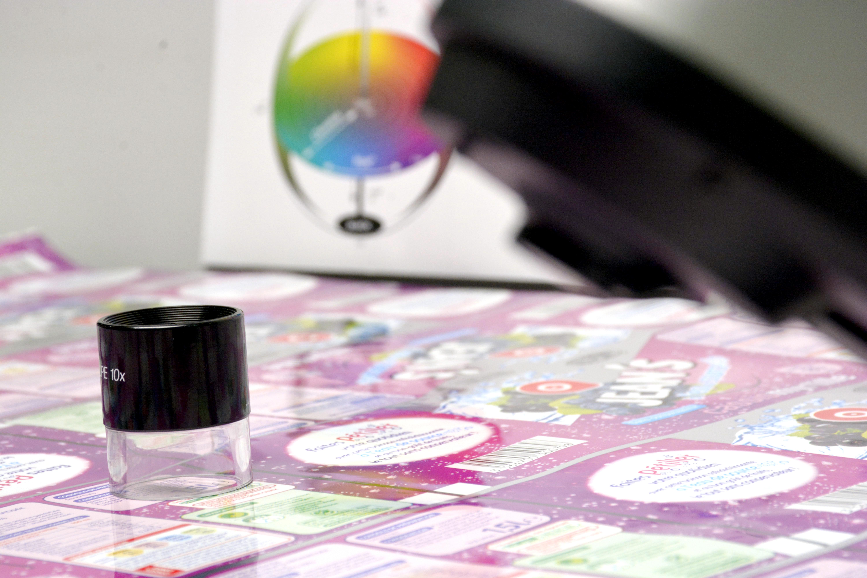 Cours technique de gestion de la couleur