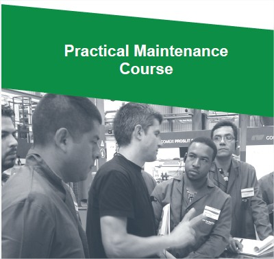 Practical Maintenance Course. Flexographic printing press, laminating and slitting machines. – 12th edition