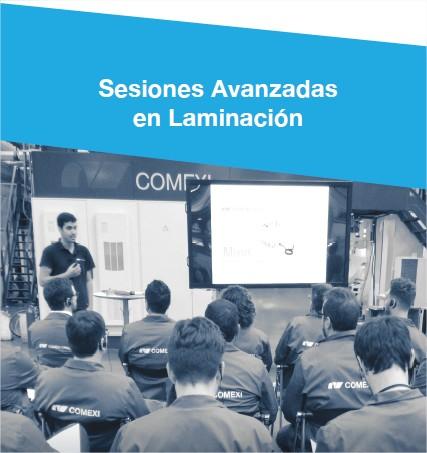 Sesiones Avanzadas de Laminación – 16ª edición