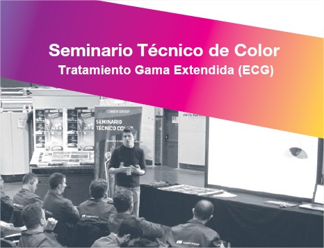 Technical Colour Seminar – 9th edition