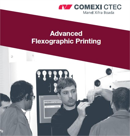 Sessions avançades d'impresión flexogràfica – 24a edició