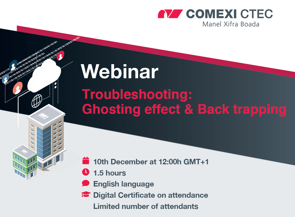 Webinar: Troubleshooting: Ghosting effect & Back trapping