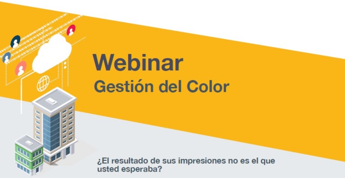 Webinar: Gestión del color