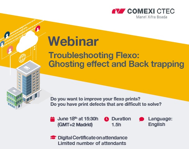 Webinar: Troubleshooting Flexo: Ghosting effect and Back trapping