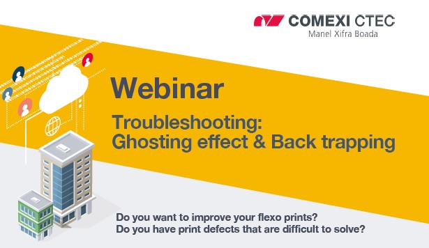 Webinar: Troubleshooting: Ghosting effect and Back trapping