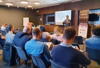 Éxito del seminario exclusivo de Comexi en Belgrado para Serbia y los países balcánicos