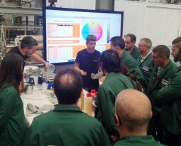 Comexi CTec celebra 10 años de formación, asesoramiento y soporte técnico a sus clientes