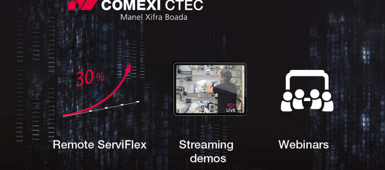 New Comexi CTec Remote Assistance Service Increases Customer Productivity